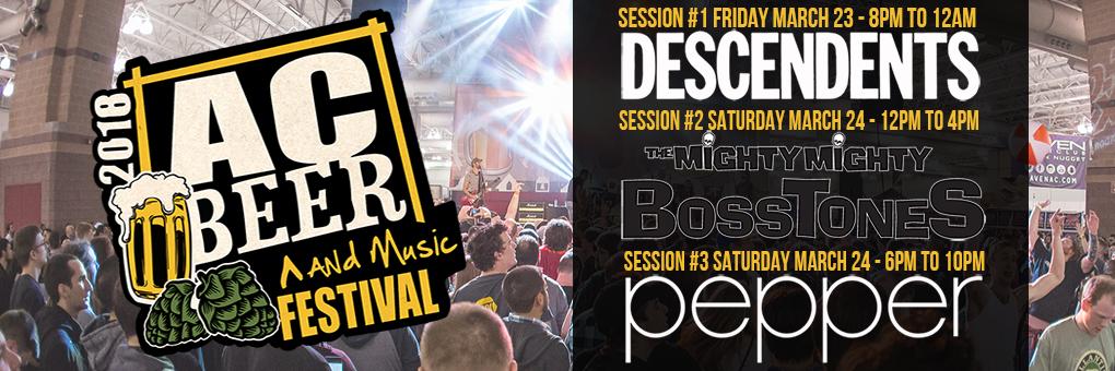 The Atlantic City Beer & Music Festival