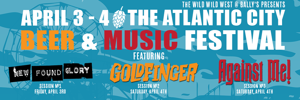 Bally's Wild Wild West Presents The Atlantic City Beer & Music Festival