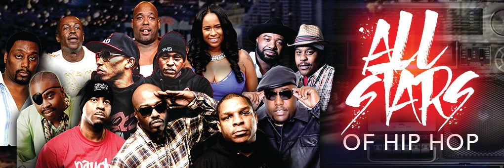 All Stars of Hip Hop | Boardwalk Hall