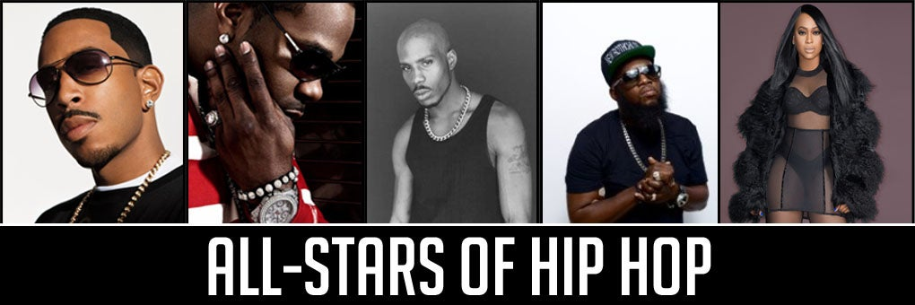 All Stars of Hip Hop ft. Ludacris, Busta Rhymes, DMX & More