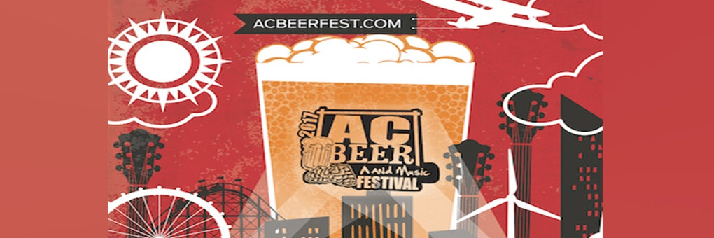 100.7 WZXL Presents the 2017 Atlantic City Beer & Music Festival