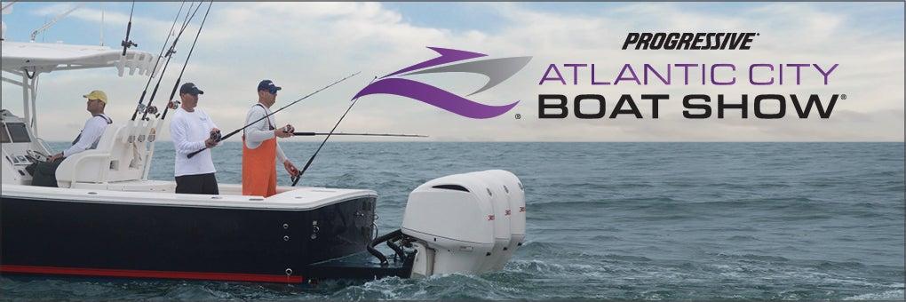 Progressive Atlantic City Boat Show