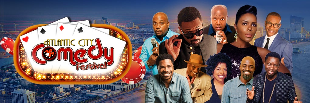 8th Annual Atlantic City Comedy Festival