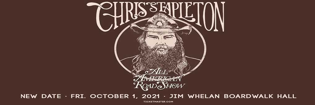 Chris Stapleton 2021