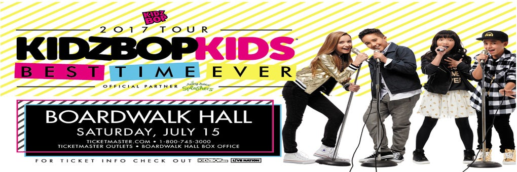 KidzBop Best Time Ever Tour