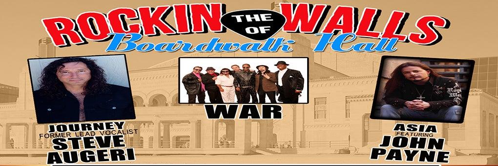 Rockin the Walls of Boardwalk Hall