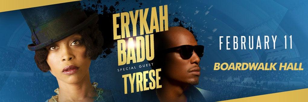Erykah Badu & Tyrese